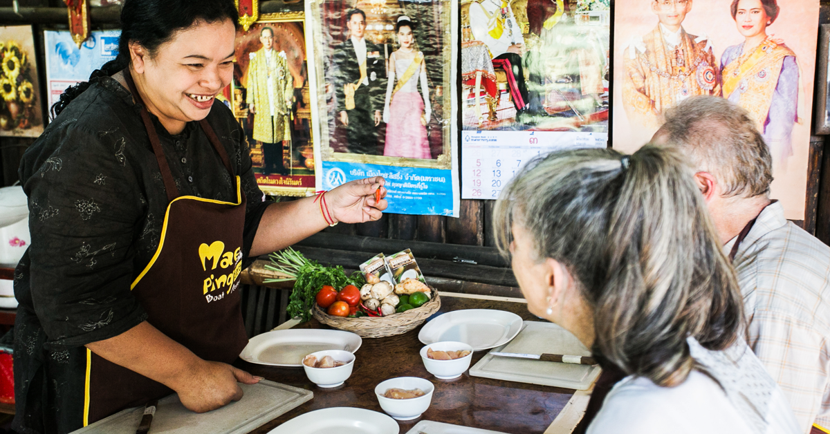 Baan Chao Na Thai Cooking Course