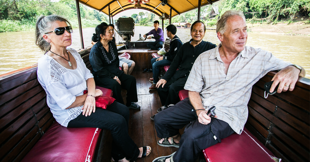 boatcruise 2hrs Mae Ping River Cruise